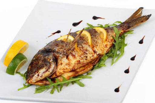 Суміші спецій для риби